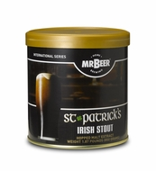 Mr Beer 60965 St Patricks Irish Stout International Series Brew Pack Refill - click to enlarge