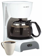 Mr. Coffee DR4 4 Cup Coffee Maker - click to enlarge