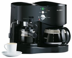 Mr. Coffee ECM21 Steam Espresso / Coffee Maker - click to enlarge