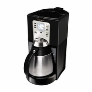 Mr. Coffee FTTX95 Pause N' Serve Coffeemaker w/ Thermal Carafe - click to enlarge