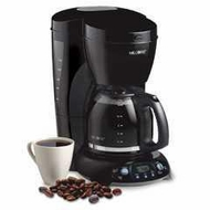 Mr. Coffee GBX23 Grind-and-Brew 12-Cup Programmable Coffeemaker - click to enlarge