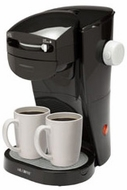 Mr. Coffee SL13 Simple Brew 1 Cup Coffeemaker - click to enlarge