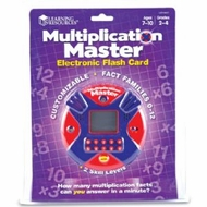 Multiplication Master Flash - click to enlarge