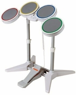 Nintendo Wii Rock Band Drum Set - click to enlarge