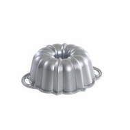 Nordic Ware Platinum Collection 6 Cup Cast Aluminum Bundt Pan - click to enlarge