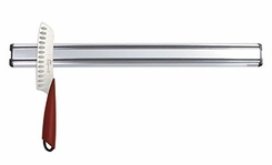 Norpro 18 Inch Aluminum Magnetic Knife Bar - click to enlarge