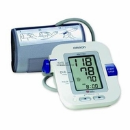 Omron HEM-711 DLX Automatic Blood Pressure Monitor - click to enlarge