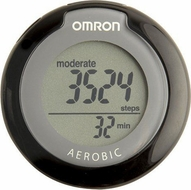 Omron HJ-151 Aerobic Hip Pedometer - click to enlarge