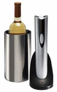 Oster 4208 Inspire Wine Opener w/ Wine Chiller - click to enlarge