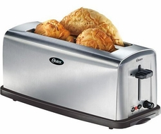 Oster 6327 4 Slice Long Slot Toaster - click to enlarge