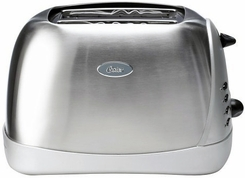 Oster 6329 Inspire 2 Slice Brushed Stainless Toaster - click to enlarge