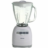 Oster 6642 12-Speed Blender, White - click to enlarge