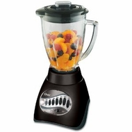 Oster BLSTCC-BFP 6 Cup Glass Jar 12Speed Blender Plus 3Cup Food Processor - click to enlarge