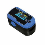 Oximeter Plus Oxi-GO Pro Sports Finger Pulse Oximeter - click to enlarge