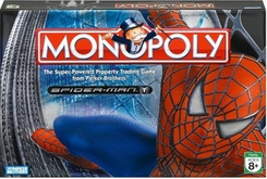 Parker Brothers Monopoly: Spider Man Edition - click to enlarge