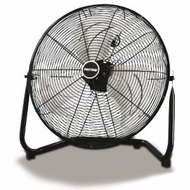Patton PUF2010A-BM  High Velocity Fan, Black - click to enlarge