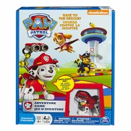 Paw Patrol Path Game - click to enlarge
