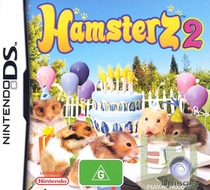 Petz Hamsterz 2 for the Nintendo DS - click to enlarge