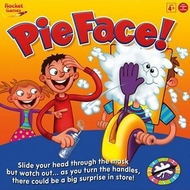 Pie Face Game - click to enlarge