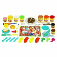 Play-Doh Campfire Playset - click to enlarge