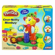 Play-Doh Coco Nutty Monkey Playset - click to enlarge
