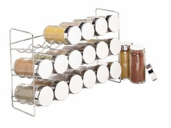 Polder 18 Bottle Spice Rack - click to enlarge