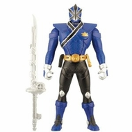 Power Ranger Samurai blue - click to enlarge