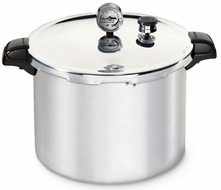 Presto 01755 16 Quart Aluminum Canner - click to enlarge