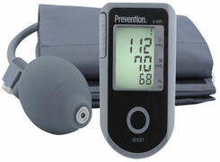 Prevention DS400PV Semi-Automatic Blood Pressure Monitor - click to enlarge