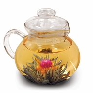 Primula Tea 1408 Glass Tea Pot 40 oz. - click to enlarge