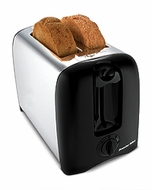 Proctor Silex 22608Y 2-Slice Cool-Wall Toaster - click to enlarge