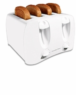 Proctor Silex 24605 4 Slice Cool-Wall Toaster - click to enlarge