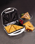 Proctor Silex 25400 Meal Maker Sandwich Toaster - click to enlarge
