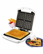 Proctor Silex 26050 Belgian Waffle Baker - click to enlarge