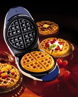 Proctor Silex 26500 Morning Baker Waffle Iron - click to enlarge