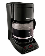 Proctor Silex 41464 Easy Morning 12 Cup Coffee Maker - click to enlarge