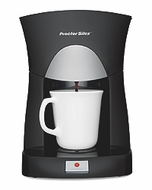 Proctor-Silex 42114 Single Serve Pod Coffeemaker - click to enlarge
