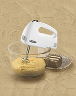 Proctor Silex 62588R Traditions Hand Mixer - click to enlarge