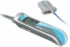 PulseOx 6100 Finger Oximeter - click to enlarge