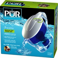 Pur CR-6000C Water Filtration Pitcher - click to enlarge