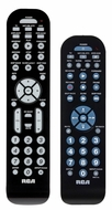 RCA RCRC36BGR Combo Pack with 6 and 3 Function Univerasal Remote Control - click to enlarge