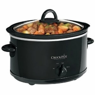 Rival 4 Quart Oval Slow Cooker - click to enlarge