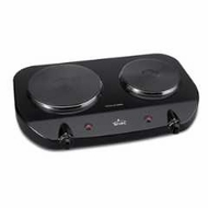 Rival BD250 Double Burner Hot Plate - click to enlarge