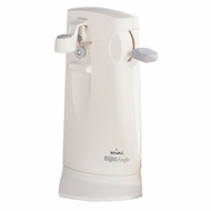 Rival CN763W Right Angle Automatic Can Opener - click to enlarge