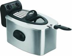 Rival CZF745 4.5 Liter Cool Zone Deep Fryer - click to enlarge