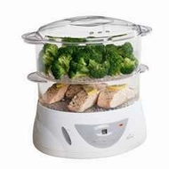 Rival FSD201 Food Steamer - click to enlarge