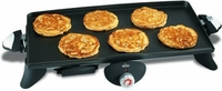 Rival GR225 10 x 20 Electric Griddle w/ Removable Nonstick Plate - click to enlarge