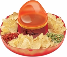Rival NF100 CrockPot Fiesta Serving Platter w/ Dip Warmer - click to enlarge