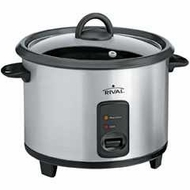 Rival RCS200 20 Cup Stainless Steel Rice Cooker - click to enlarge