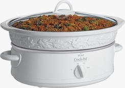 Rival SCE600EF 6 Quart Slow Cooker - click to enlarge